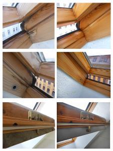 Dachfenster Sanierung