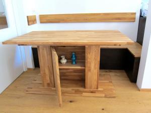VOLLHOLZ-Eiche Tisch